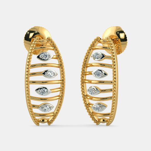The Illiana Hoop Earrings