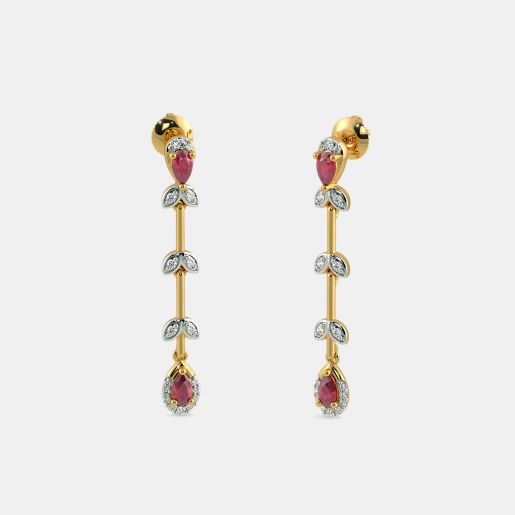 The Ritvaan Drop Earrings
