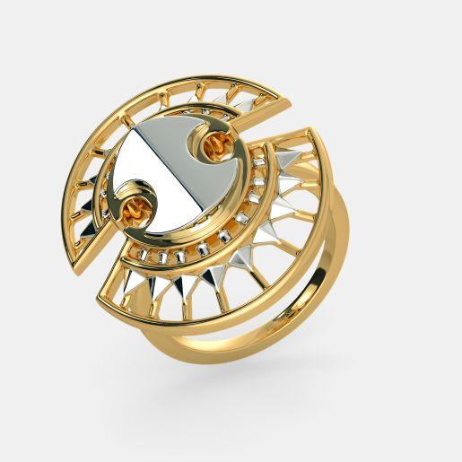 The Daring Femme Ring