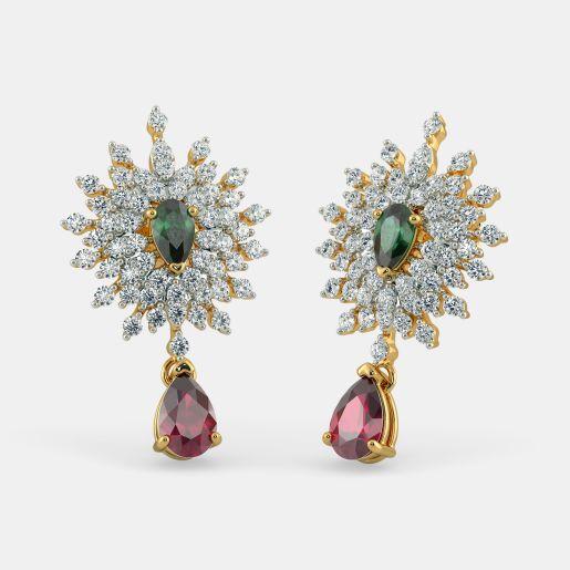 The Epitome Luxuriate Drop Earrings