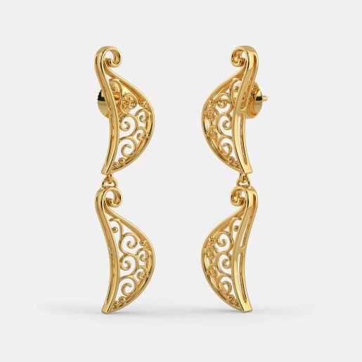 The Impressive Art Earrings