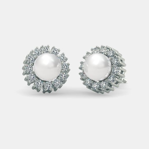 The Attina Stud Earrings