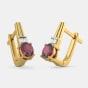 The Neyara Huggie Earrings