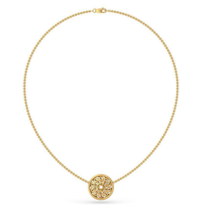 Under 50k necklaces
